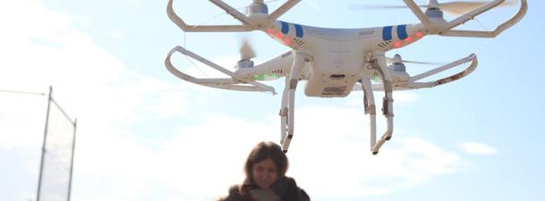 Ser piloto de drones ya se puede estudiar en la universidad