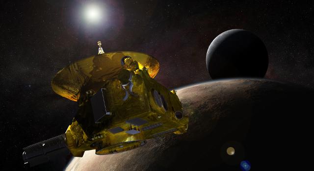 Nuevos horizontes para Plutón