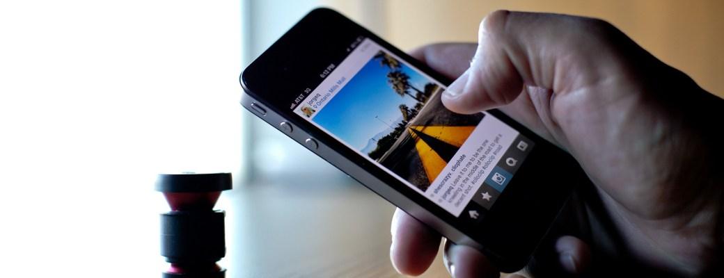 Tráfico web móvil