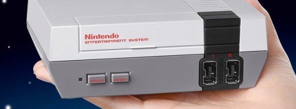 Nintendo Classic Mini, o la era en la que lo antiguo vuelve
