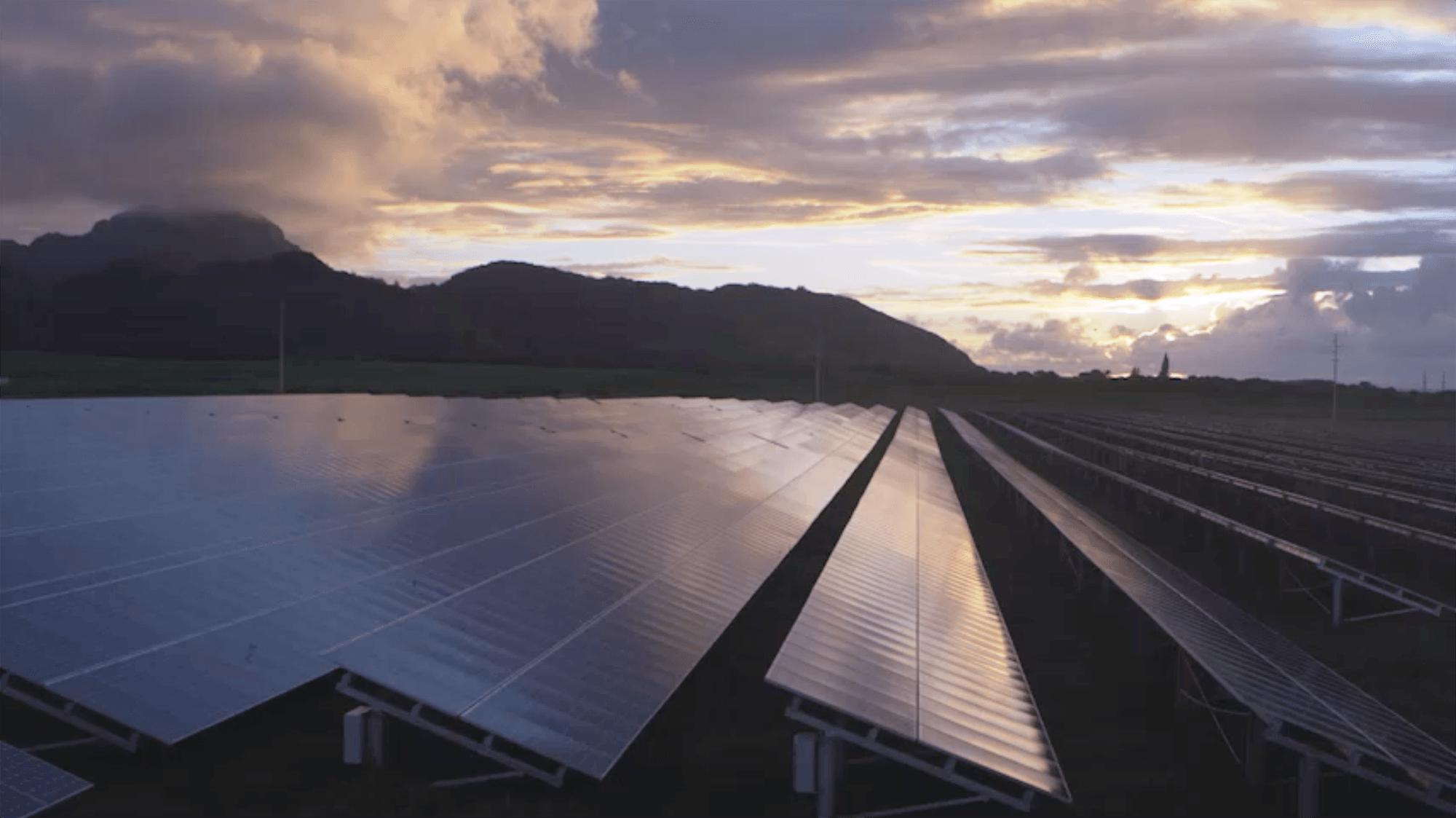 Esta isla funciona solo con energía solar gracias a Tesla y SolarCity
