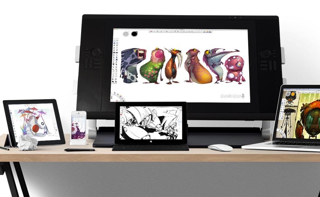 Las mejores apps para dibujar en tu tablet