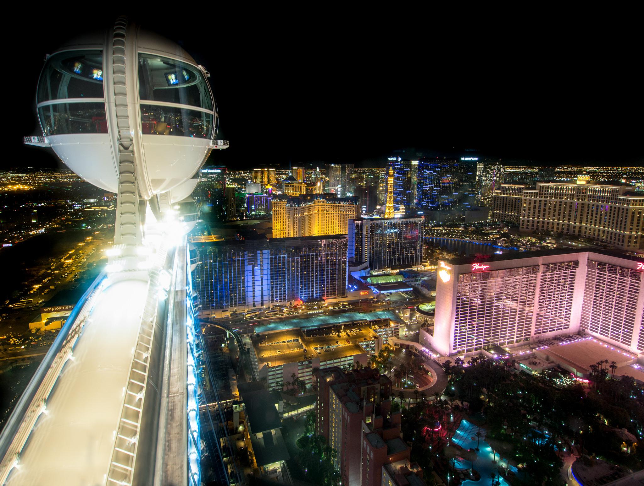 Las Vegas ya se abastece completamente con energía renovable