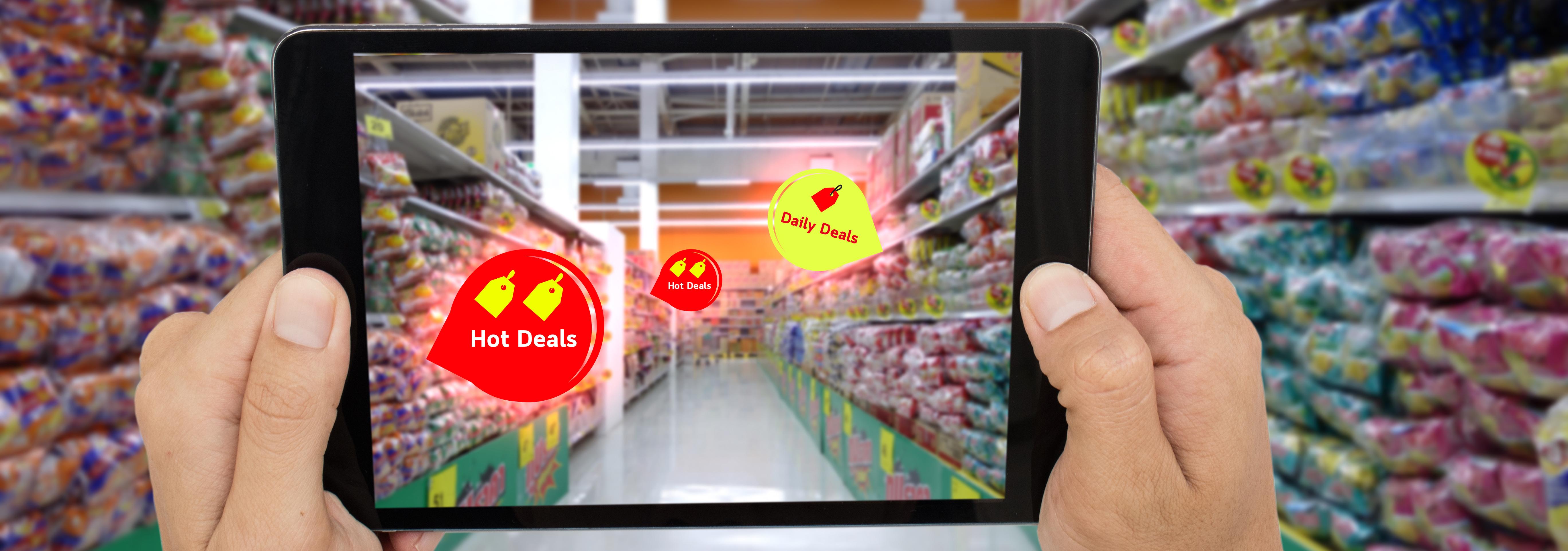 Los supermercados del futuro ya están aquí