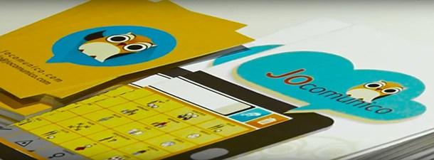 Jocomunico, una app para la integración de personas con discapacidad creada por los jóvenes de un LAB de Talentum