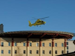 Ambulancia-dron
