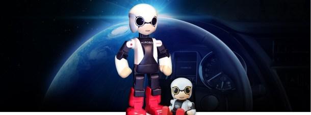 ¿Todavía no conoces a Kirobo Mini? Te presentamos al robot de Toyota que te hará compañía