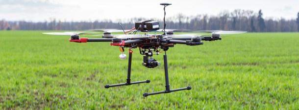 El Ministerio de Fomento creará una app con mapas interactivos para la navegación de drones