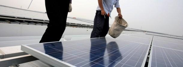 Los tejados solares podrían generar un 25% de la energía que necesita EE.UU.