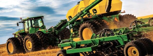 Los tractores también quieren ser eléctricos