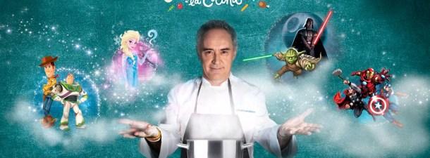 """La revolución gastronómica de """"Tu cuento en la cocina"""", la app de cocina familiar de Ferran Adrià"""