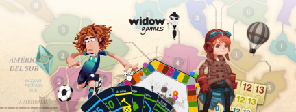 widow games startups