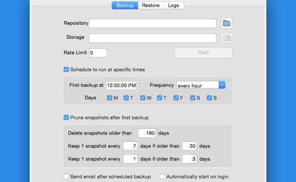 duplicacy-configuration