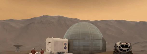 Mars Ice Home: así son las casas que la NASA prevé para Marte