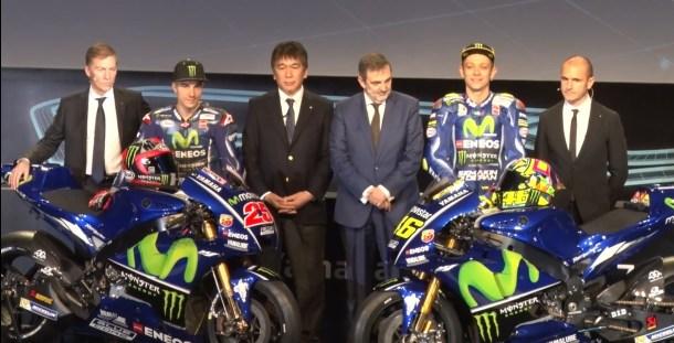 Motos Yamaha 2017