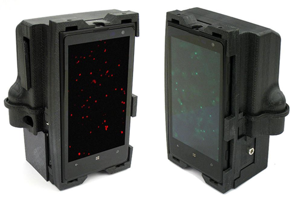 Este escáner permite a los smartphones analizar ADN