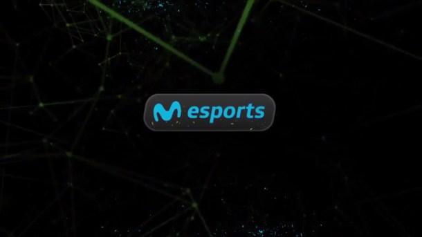 Logo del nuevo canal de Movistar+ Movistar Esports