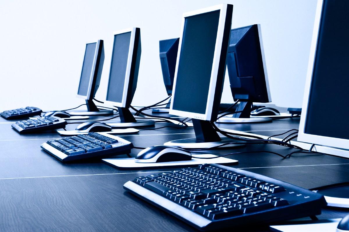 El gasto en ordenadores cae por quinto año consecutivo