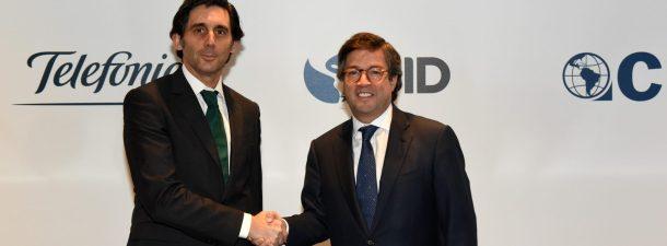 Telefónica y el BID renuevan la Alianza Estratégica para Latinoamérica