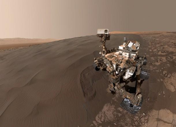 Mars Ice Home