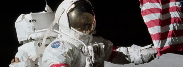 Eugene Cernan, el último hombre en pisar la Luna