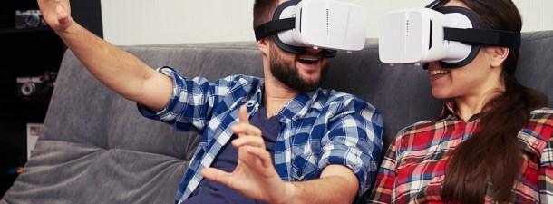 Ponte las gafas de realidad virtual y disfruta de la experiencia