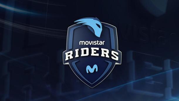 El escudo del nuevo equipo de esports de Movistar
