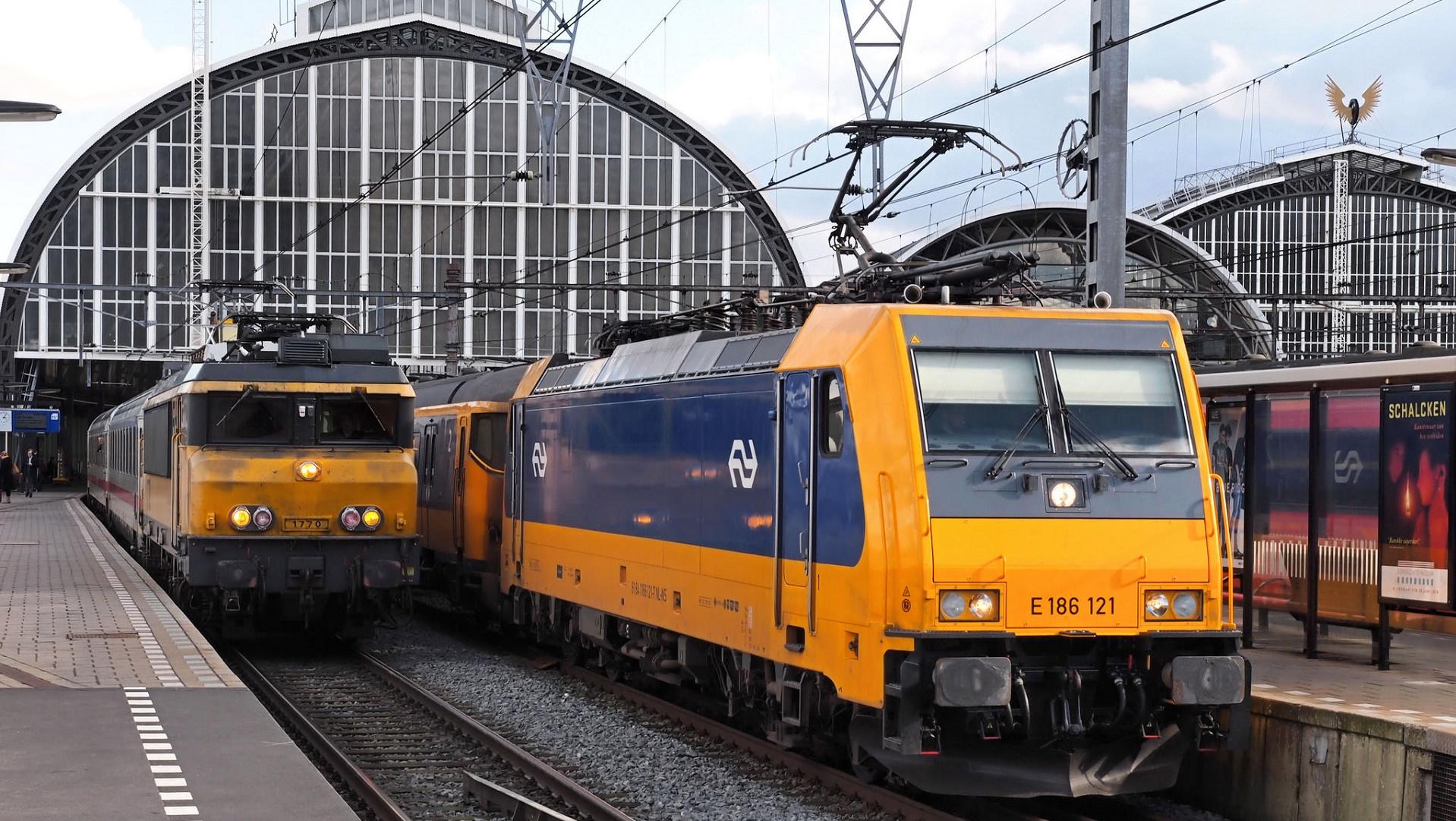 Holanda tiene ahora todos sus trenes funcionando con renovables