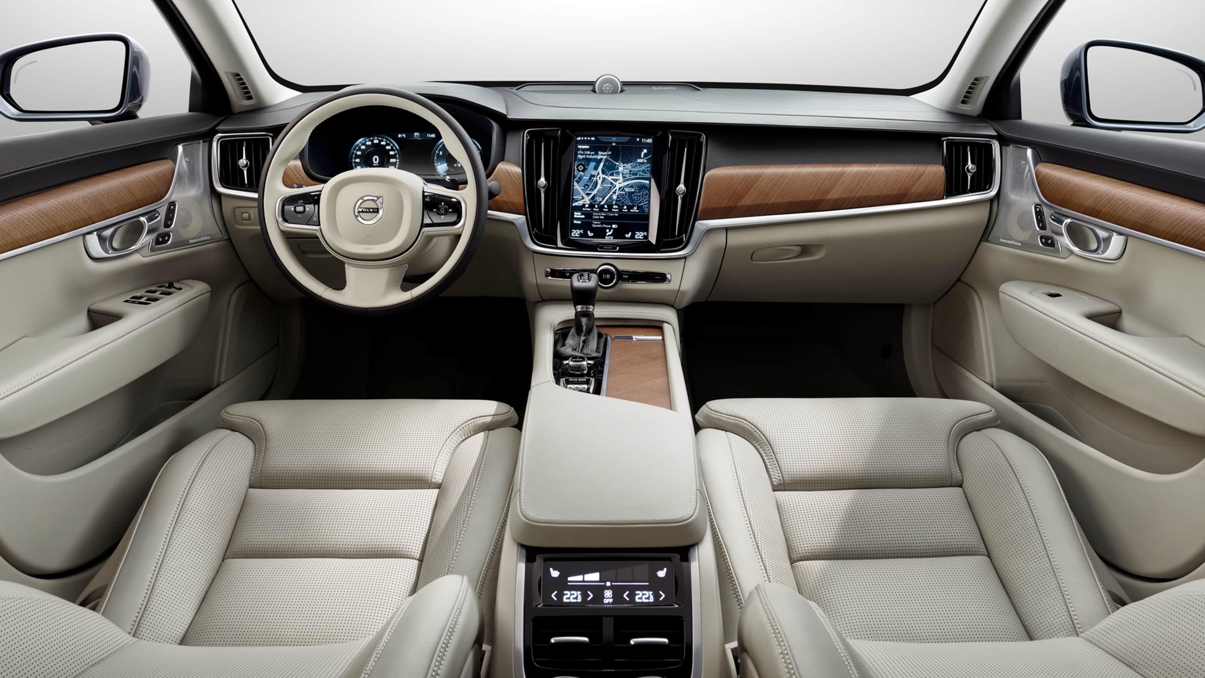 ¿Viajarías en un coche autónomo? Volvo probará lo suyos con familias reales