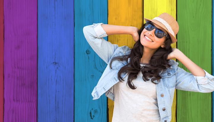 Estas gafas permiten ver ciertos colores a daltónicos por primera vez