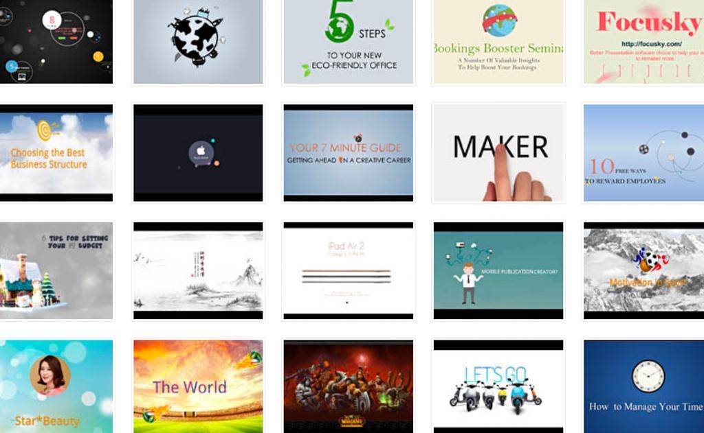Diseña como un experto tus propias presentaciones online
