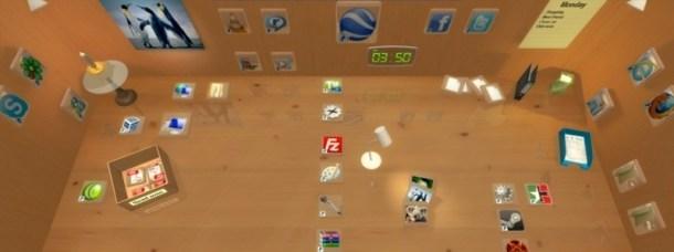 Real Desktop