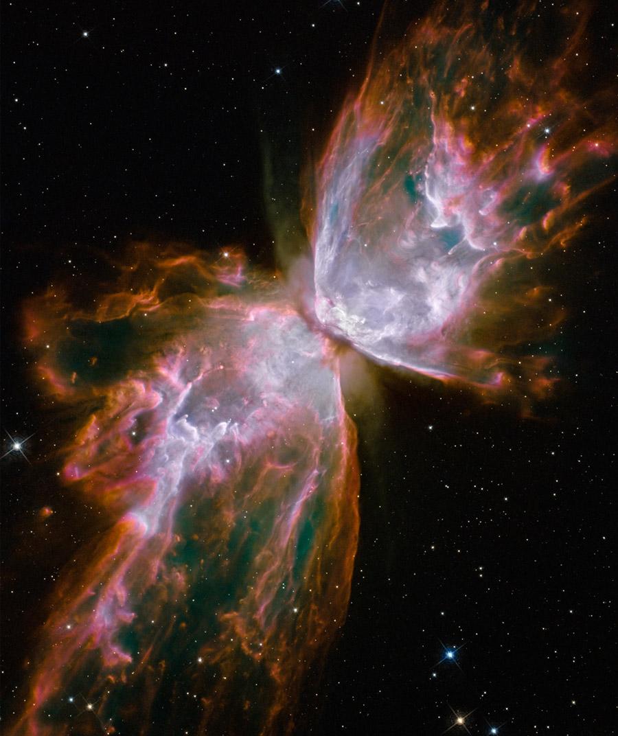 La Vía Láctea, entre un supercúmulo y un vacío, a 2 millones de km/h