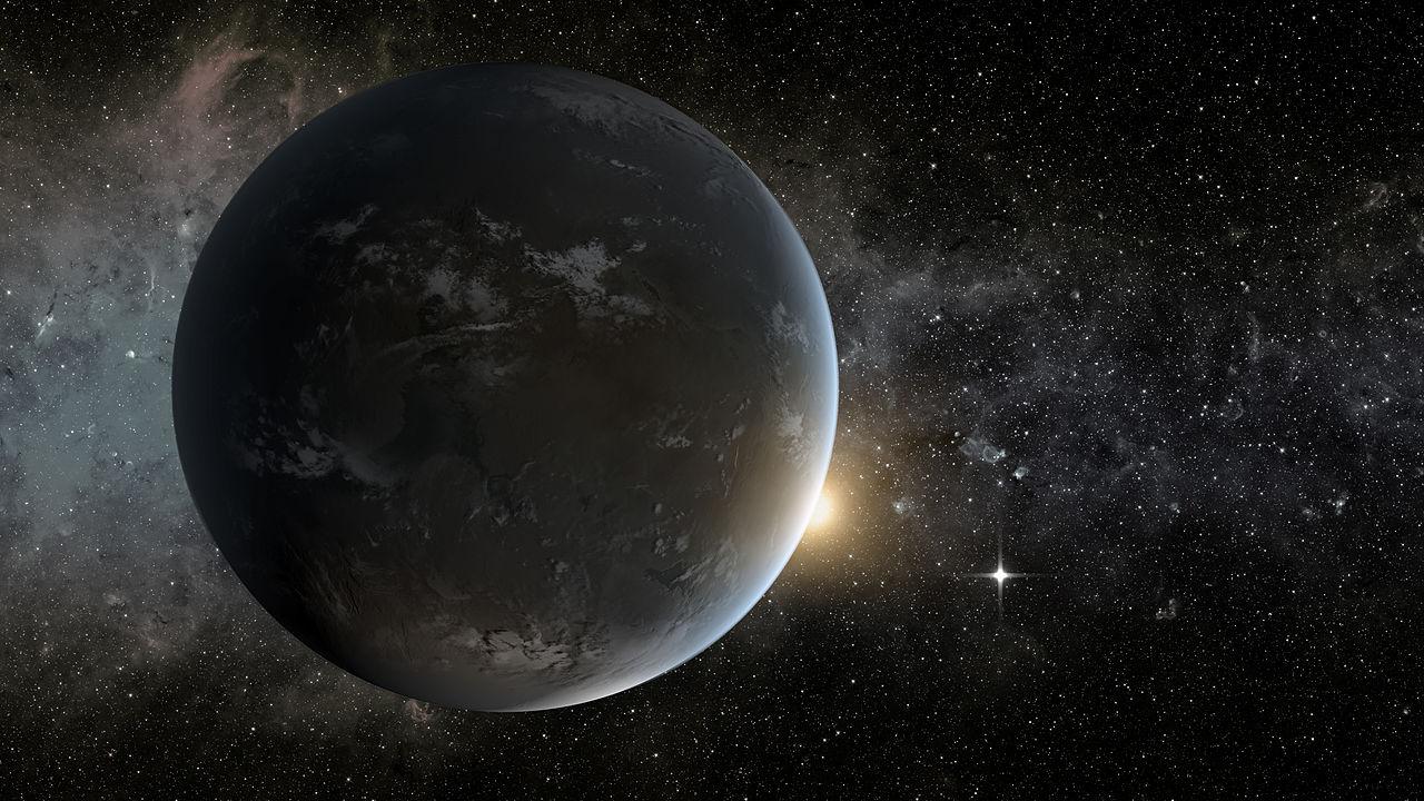 Un telescopio de Almería descubre dos planetas similares a la Tierra