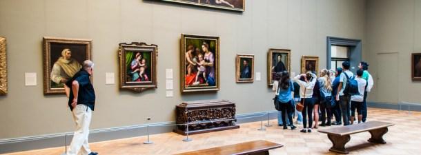 El museo Metropolitano de Nueva York libera la mayor colección de imágenes sobre arte del mundo