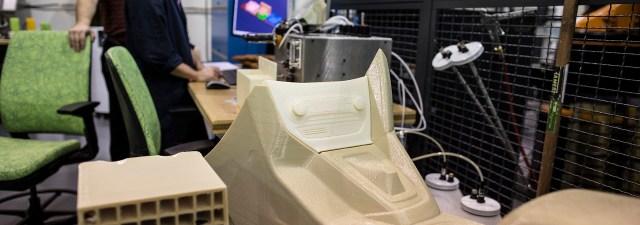 Personalización y eficiencia, las claves de la impresión 3D en coches