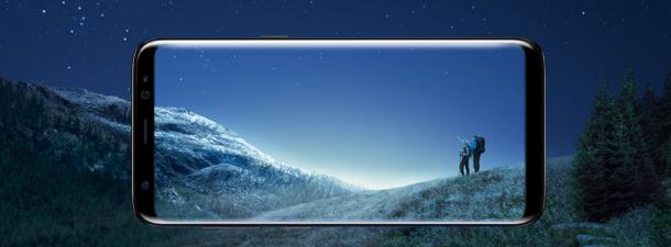 Samsung Galaxy S8: sólo quedan dos