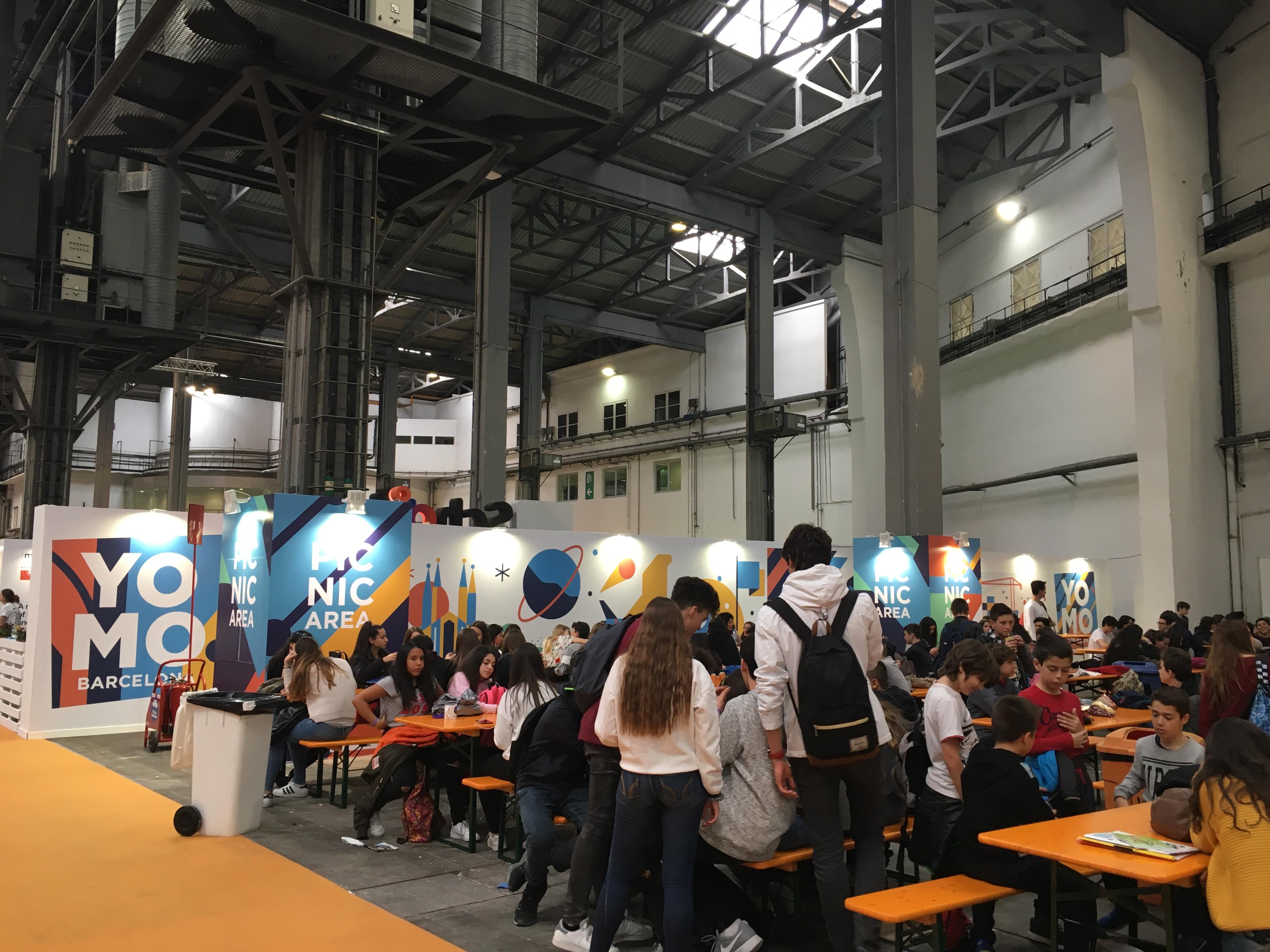 YoMo Barcelona: La magia de hacer divertida la ciencia, las matemáticas y la tecnología