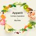 Appetit: una aplicación de inspiración gastronómica, basada en el Big Data