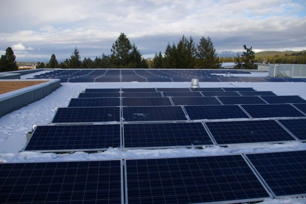 Crecimiento de la energía solar