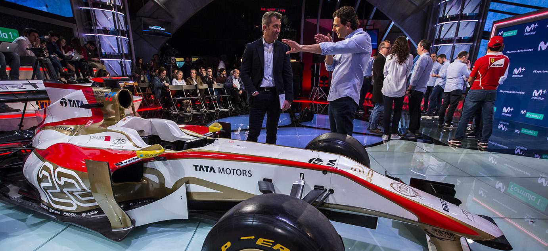 Movistar + arranca la nueva temporada de Fórmula 1