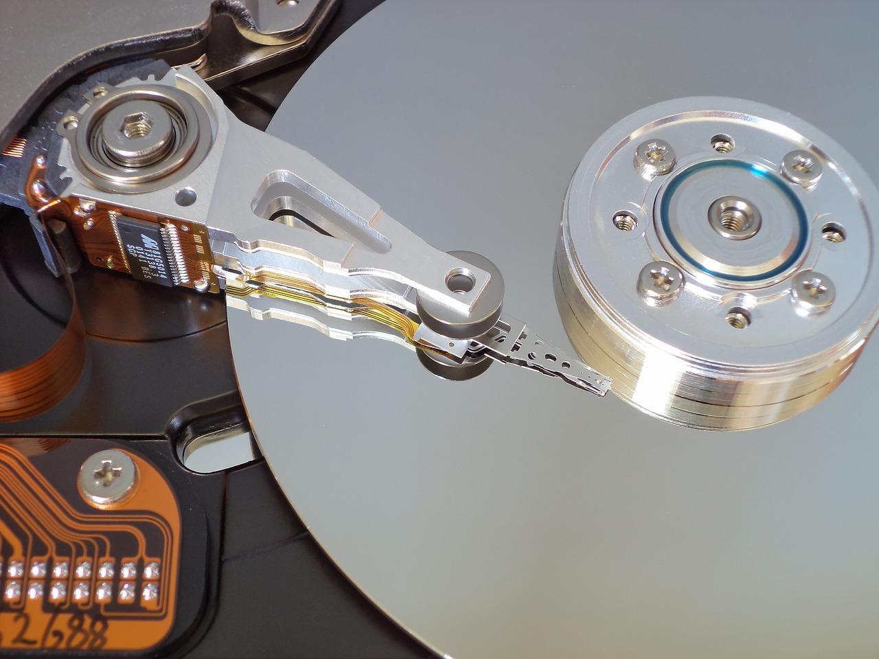 ¿Cómo ha evolucionado el almacenamiento de archivos?