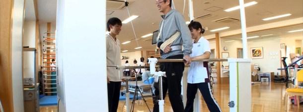 Toyota ha lanzado un programa de alquiler de robots rehabilitadores