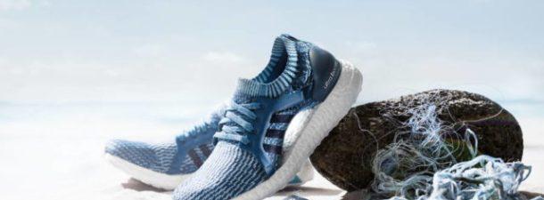 El plástico del océano se utilizará para fabricar zapatos