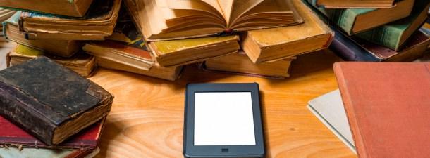 Convierte tu móvil en un e-book con estas cinco aplicaciones