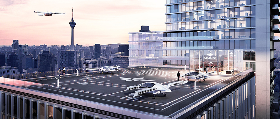 Lilium: ¿el transporte personal del futuro?