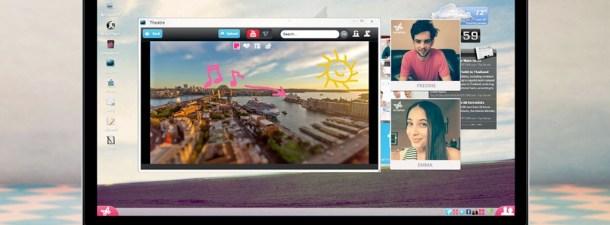 Apps y webs para ver vídeos en grupo por internet