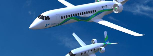 La era del avión eléctrico