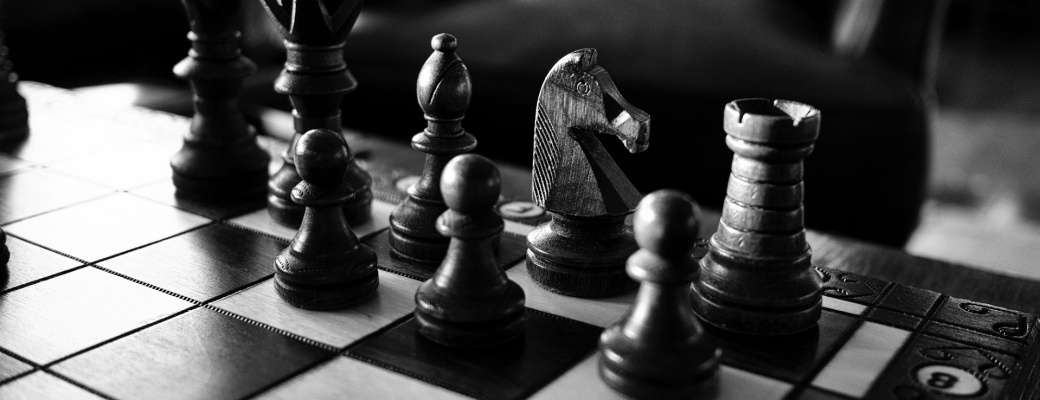 Grandes maestros del ajedrez