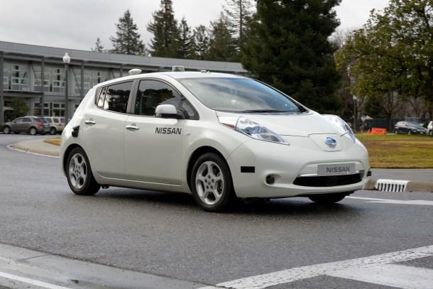 Desarrollo de coches autónomos